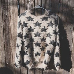 Romeo + Juliet couture star sweater
